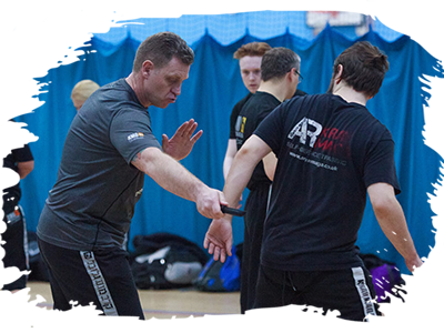 Benefits of training with Krav Maga Norwich