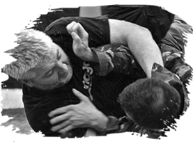 AR Krav Maga self defence weapons being tested