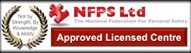 NFPS Ltd Approved Licensed Centre