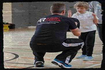 AR Krav Maga - Kids & Teens Locations Norwich