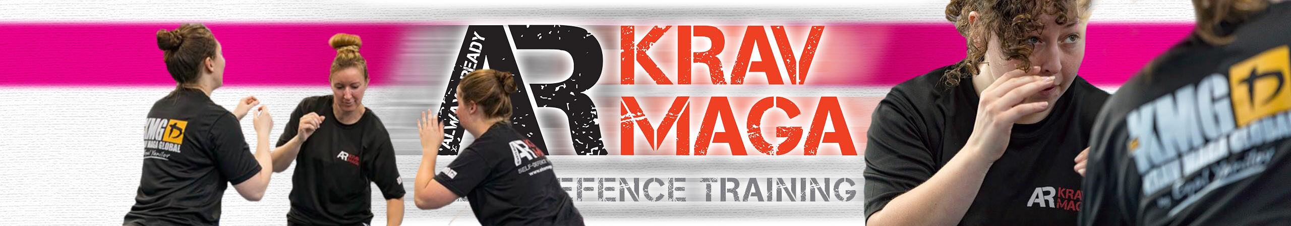 AR Krav Maga Women Only Trial Classes