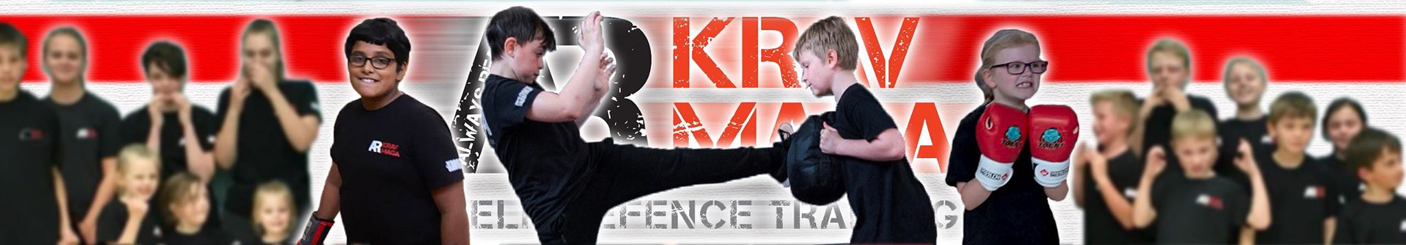 AR Krav Maga Kids and Teens Self-defence Trial Classes - Norwich