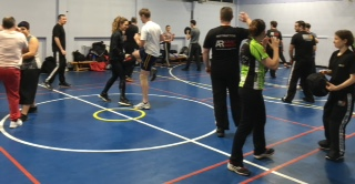 AR Krav Maga - Trial Classes